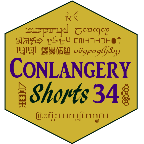 Conlangery Shorts 34: Musings on Etymology
